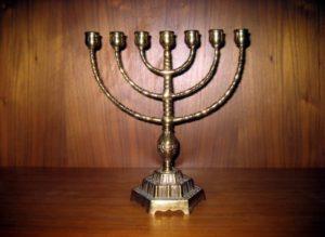 judaica-menorah